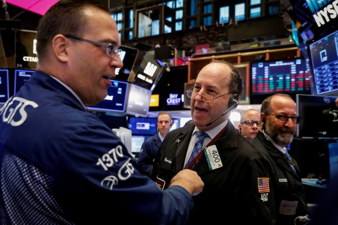 What happened to the stock market on Monday: Trade, Apple boost Street