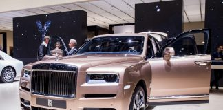 Rolls Royce's $400,000 SUV helps carmaker set sales record in 2019