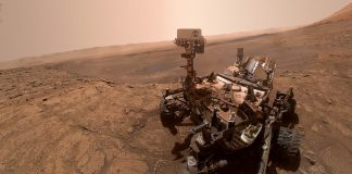 NASA's Curiosity team is controlling Mars rover from home