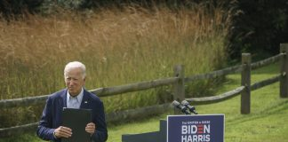 Bezos, Benioff, Ford sign open letter to Biden on climate change
