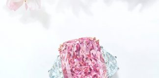 Largest ever purple-pink diamond to be auctioned sells for $29 million