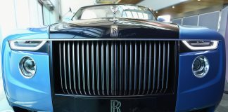 Rolls-Royce launches 'most ambitious' model it's ever created