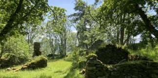 The ruins of a 'haunted' Scottish village are on sale for $173,000