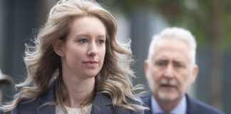 Elizabeth Holmes plans to claim at trial ex-boyfriend and Theranos business partner abused her